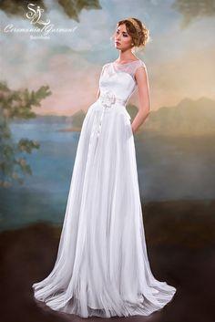Wedding dress Reina from Svetlana Lyalina