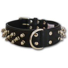 Amsterdam Collar XL Black