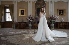 Strictly Weddings is beyond thrilled to offer our readers a first glimpse at the Berta Bridal 2015 fall wedding gown collection! Truly stunning.