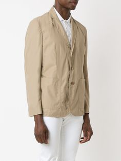 Versace Collection Casaco com bolsos