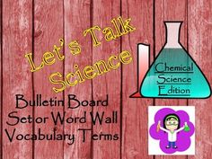 Are you a Science teacher looking for a way to display the terms and vocabulary you teach in class? This product is perfect for teachers of Chemical/Physical Science or any teacher that covers this branch of Science. In my classroom, Chemical/Physical Science is taught in the third trimester
