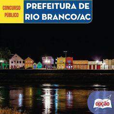 Apostilas Concurso Prefeitura do Município de Rio Branco / AC - 2016: - Cargos: Assistente Escolar, Assistente de Creche e Merendeira - Zona Rural e Zona Urbana (CLIQUE NA IMAGEM)
