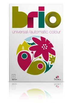 Brio detergent  #packaging AM