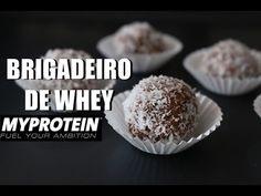 Brigadeiro Proteico Com Batata-Doce e Whey   Receitas Myprotein Portugal