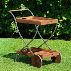 Southern Enterprises Lucia Outdoor Serving Cart   OD4288 Awesome Ideas