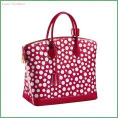 Yayoi Kusama for Louis Vuitton Handbags - first LV bag I like Handbags Michael Kors, Luxury Handbags, Louis Vuitton Handbags, Purses And Handbags, Vuitton Bag, Handbags Online, Purses Online, Designer Handbags, Handbags 2014