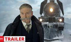 Primer tráiler e imágenes de Asesinato en el Expreso de Oriente #Cine #trailer
