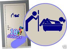 Sticker baignoire salle de bain stickers et d cors for Pochoir mural wc