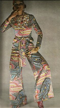 No more words needed. 1969 Fashion, 60s And 70s Fashion, Retro Fashion, Vintage Fashion, Nineties Fashion, Womens Fashion, 60s Vintage Clothing, Vintage Outfits, Top Fashion Magazines