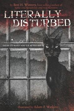 Literally Disturbed: Tales To Keep You Up At   Paranormal/Supernatural Fiction   A new collection of 30 creepy poems by the Edgar Award-nominated author of The Secret Life of Ms. Finkleman is comprised of rhyming tales featuring zombies, vampires and other unearthly beings and is ideally suited for campfire storytelling.   Grades 6-8   #books #fiction #horror #middleschool #reading