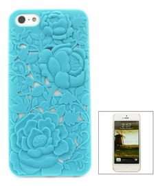 Sky Chrysanthemum iPhone Case - I would love this as an iPad case