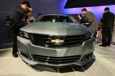 2013 Chevrolet Impala...like your Camaro...but with a better face.
