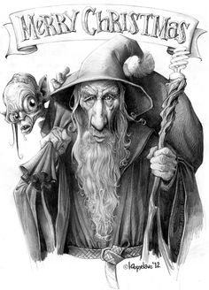 Gandalf the red
