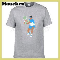 Men Rafa Spain Rafael Nadal Roland garros red clay king T-shirt T Shirt Men's tshirt for tennising fans gift tee W17101010