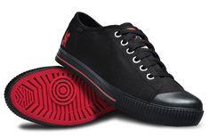 Storm Kursk Black Sneaker   Classic Bike Sneaker   Chrome Industries