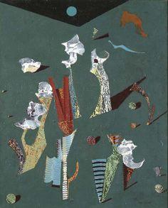 Max Ernst - 'Anónimo de Piedra'