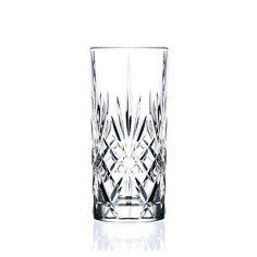 Lyngby Glas whiskeyglas, highball, 6 stk