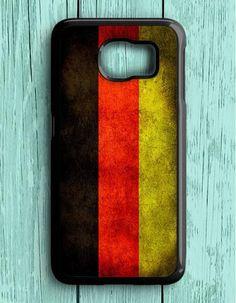 Germany National Flag Samsung Galaxy S6 Case