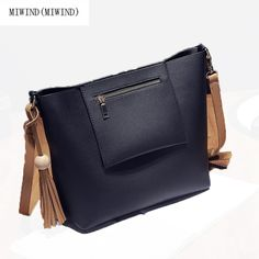 (56.50$)  Buy here  - MIWIND(MIWIND)Messenger bag of the woman 2017 new child fashion female hand shoulder bag European and American style ladies bag