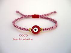 8605 Paracord Bracelets, Macrame Bracelets, Macrame Bracelet Tutorial, Jewelry Patterns, Diy And Crafts, Mandala, Personalized Items, It's Easy, Creative