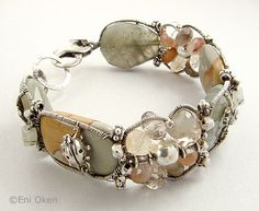 elephant jangle bracelet