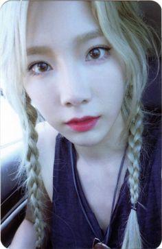 taeyeon why photocard
