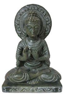 Buddha Stone Statue -Dharmachakra Mudra Buddhist Yoga Sculpture Mogul Interior,http://www.amazon.com/dp/B00GE4F27W/ref=cm_sw_r_pi_dp_9kzDsb1FKKMH6H3T
