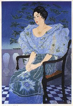 Eastern Impressions: Western Printmakers and the Orient: Elizabeth Keith: The Uncatalogued Prints Philippine Art, Philippine Women, Filipino Art, Filipino Fashion, Philippines Culture, Gothic Aesthetic, Historical Art, Chinese Art, Traditional Dresses
