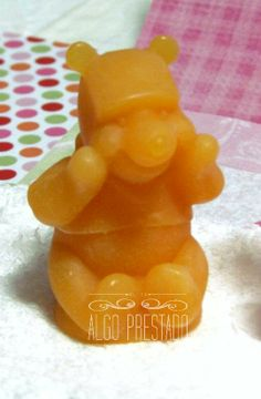 Jabon perfumado motivo Winnie Pooh