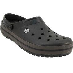fd07d79a35759c Crocs Crocband Water Sandals - Mens Black White Mens Water Sandals