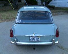 1965 MG 1100 Coupe