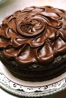 Super Moist Chocolate Mayo Cake Recipe