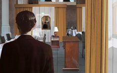 Roomservice at Olof's | Amsterdam - St Olofs Kapel | Flexitarian pop up, opent 17 januari