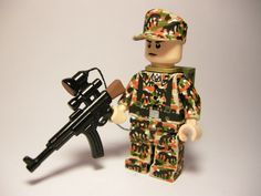 "Wehrmacht/SS ""Nachtjäger"" LEGO | par MR. Jens"