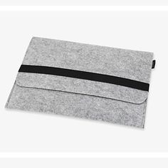 11,13,15 inch Wool Felt Inner Notebook Laptop Sleeve Bag Case for Macbook Air/Pro/Retina Samsung HP Dell $12