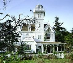 Practical Magic...ok sometimes I just watch the movie because of the house. Anyone?