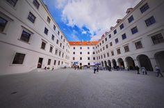 Bratislava castle by Lukáš Mandrák on 500px