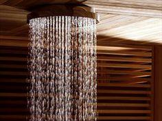 Ceiling mounted stainless steel overhead shower Z94198 | Overhead shower - ZUCCHETTI