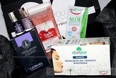 #MyBeautyBox Giugno 2014 [SPOILER] | UNbeautyBOXING @mybeautyboxita Beauty Box, Aloe, Claire, Cover, Books, Cream, Libros, Book, Blankets