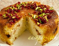 Best Food and Food Recipe page 15.Tahchin Morgh
