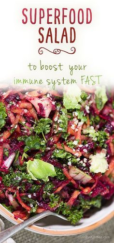 Eliminate the seeds and this would be a great Detox Salad don't forget measure everything.