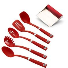 fingerhut kitchen pub style table 36 best my rachael ray favs images gadgets red 6pc tool set in spring big book pt 2 from on shop