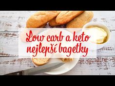 Low carb a keto nejlepší bagetky, které musíte ochutnat - YouTube Mozzarella, Lowes, Hamburger, Low Carb, Bread, Camera Phone, Food, Youtube, Breads