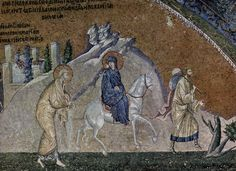 Were Mary and Joseph married or engaged when they traveled to Bethlehem? Biblical scholar Mark Wilson examines what the gospels say in this Bible History Daily guest post. San Salvador, Religious Paintings, Religious Art, Bible Interpretation, Journey To Bethlehem, Egypt Flag, Fall Of Constantinople, Saint Sauveur, Understanding The Bible
