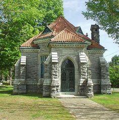Rome Cemetery, Rome, NY (Kingsley Memorial Chapel)