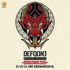 Defqon.1 2016 anounce! Dragonblood anthem by Bass Modulators!