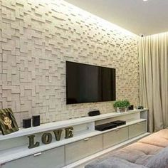 Marvelous Basement Home Theater Ideas Design House Design, Home Theater Seating, Home Living Room, House, Home, New Homes, Home Theater Setup, Home Deco, Home Theater Decor