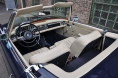 1969 Mercedes-Benz 280SL – LBI Limited