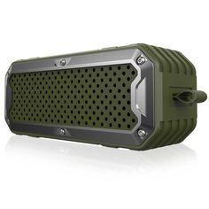 New 3D Stereo Bluetooth Speaker Waterproof Outdoor Wireless Subwoofer – Smart Moderns Waterproof Bluetooth Speaker, Bluetooth Speakers, Outdoor Speakers, Your Music, 3d
