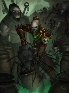 Diablo 3 | Witch Doctor